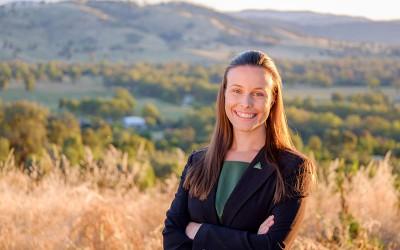 Deputy Mayor Dr Amanda Cohn