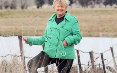 Mayor Carol Sparks