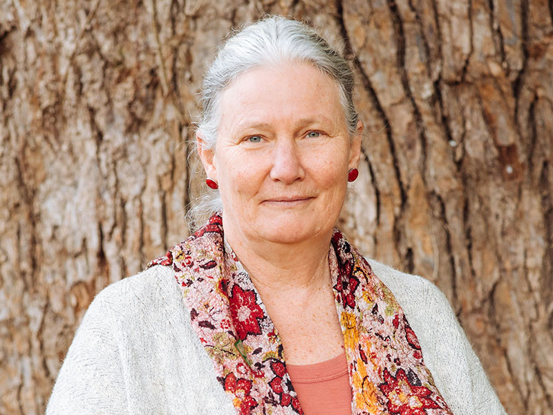Toni Wright-Turner, Greens candidate for Bellingen Shire Council.