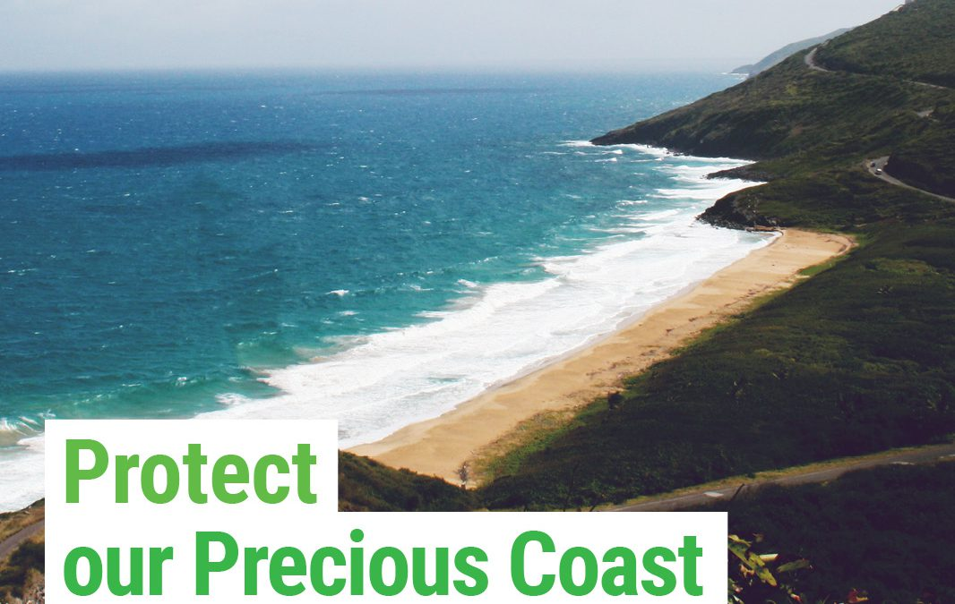 Protect our precious coast
