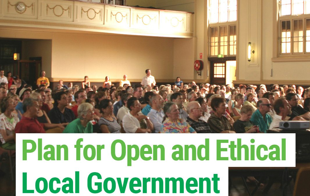 Plan for Open and Ethical Local Government