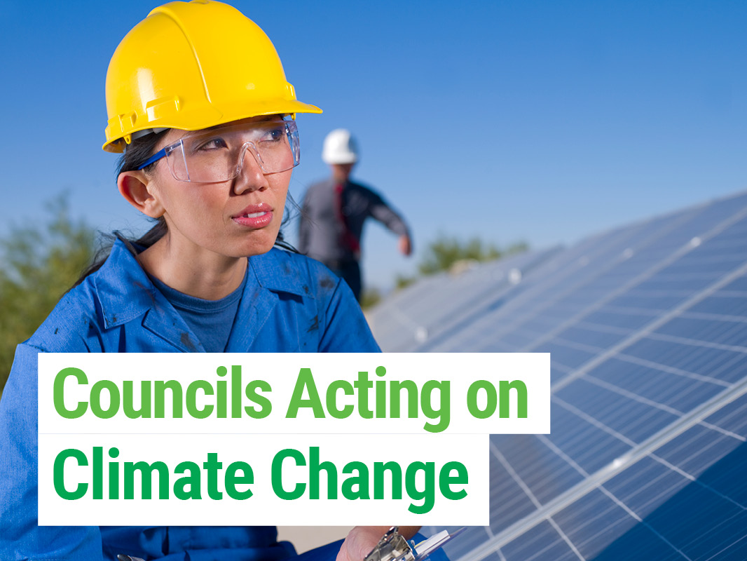 Greens on Council will Act on Climate Change