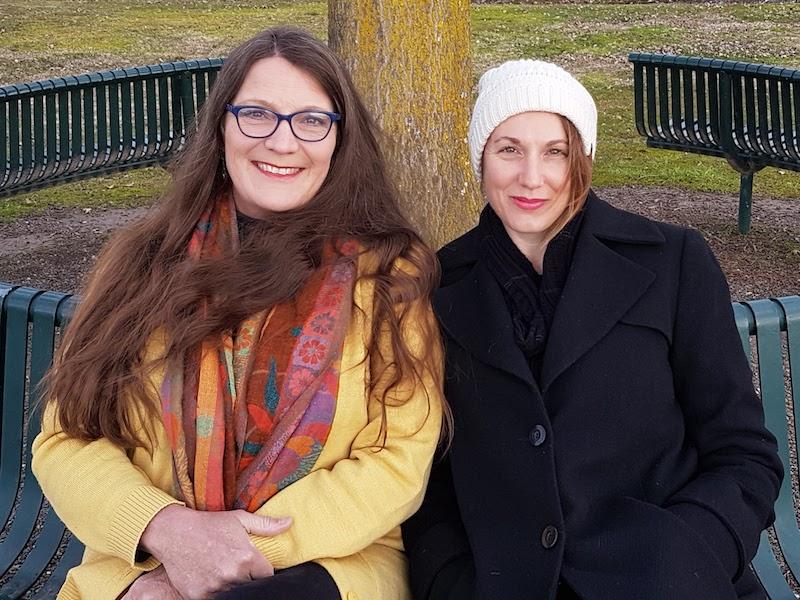 Delanie Sky & Anastasia Webster-Hawes