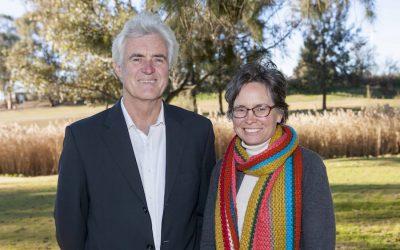 John Fry & Cathie Hale