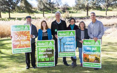 The Greens Focus for Bathurst