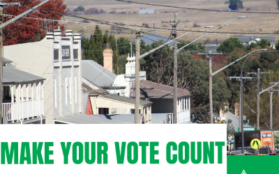 Your vote is powerful – make sure you are enrolled to vote on 4 September