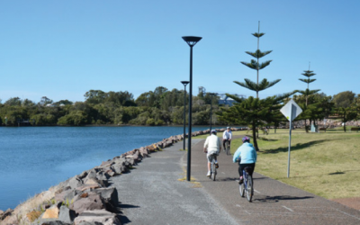 Safe Cycleways for Newcastle